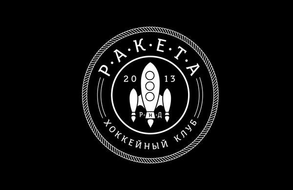 Хоккейный Клуб Ракета, логотип