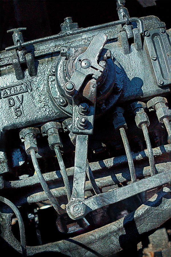 Art-photo. Railroad transport museum, Gnilovskaya st.